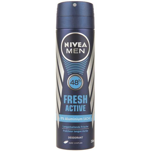 اسپری ضد تعریق مردانه نیوآ مدل Fresh Active حجم 150 میلی لیتر