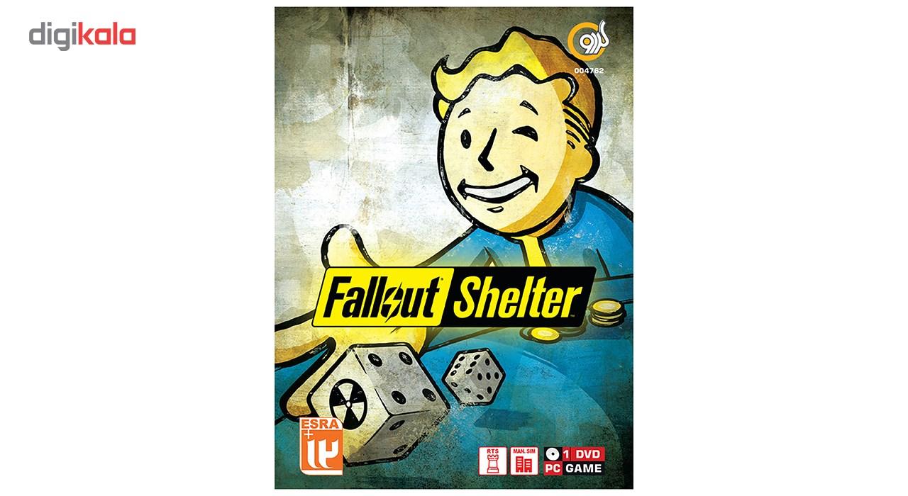 خرید اینترنتی بازی Fallout Shelter مخصوص PC اورجینال