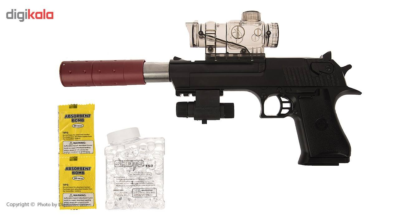 تفنگ بازی مدل Desert  Desert Gun Toys