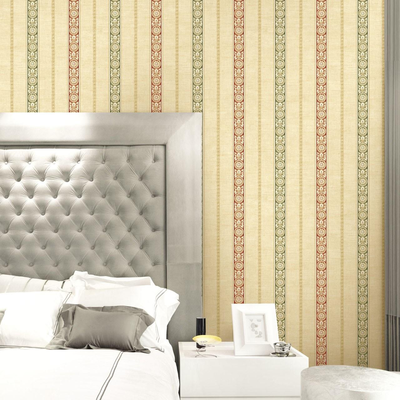 کاغذ دیواری والکویست آلبوم کاسپیا مدل IM70501