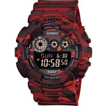 ساعت مچی دیجیتالی مردانه کاسیو جی شاک GD-120CM-4DR