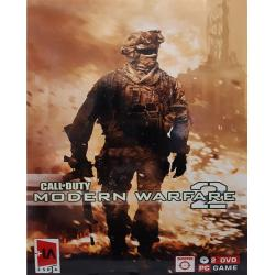 تخفیف خرید بازی CALL OF DUTY MODERN WARFARE 2 مخصوص PC