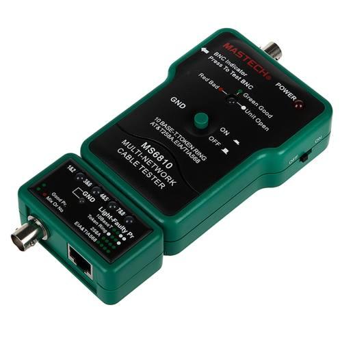 تستر کابل شبکه مستک مدل MS6810
