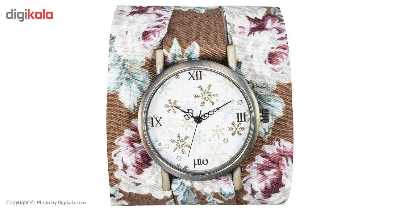ساعت دست ساز زنانه میو مدل 1008 -  - 1