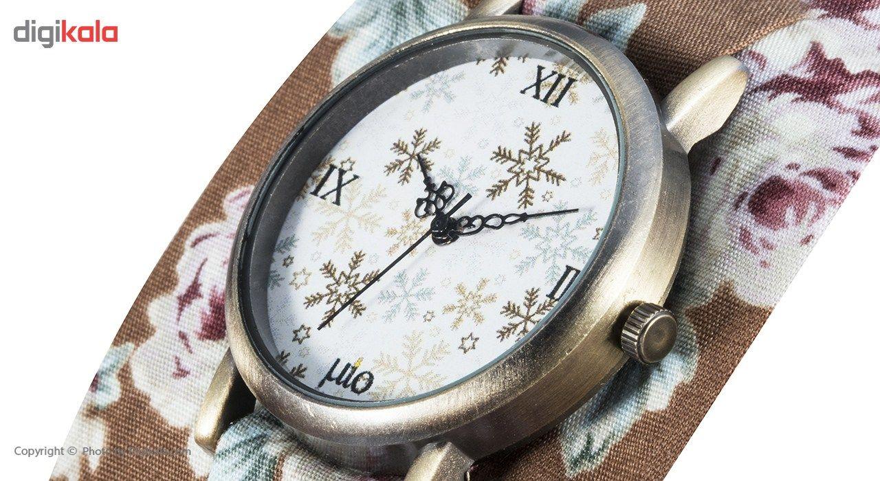 ساعت دست ساز زنانه میو مدل 1008 -  - 3