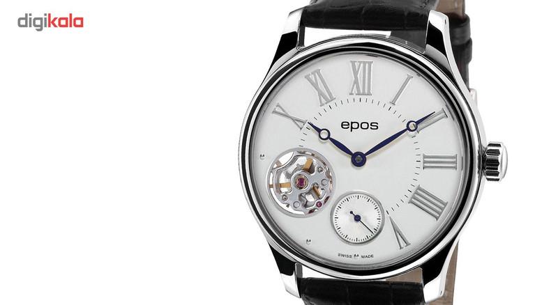 ساعت مچی عقربه ای مردانه ایپوز مدل 3369.193.20.28.25