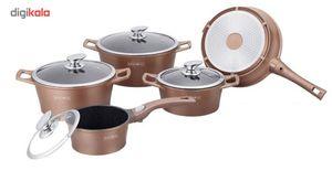 سرویس پخت و پز 14 پارچه رویالتی لاین مدل RL ES1014M COP