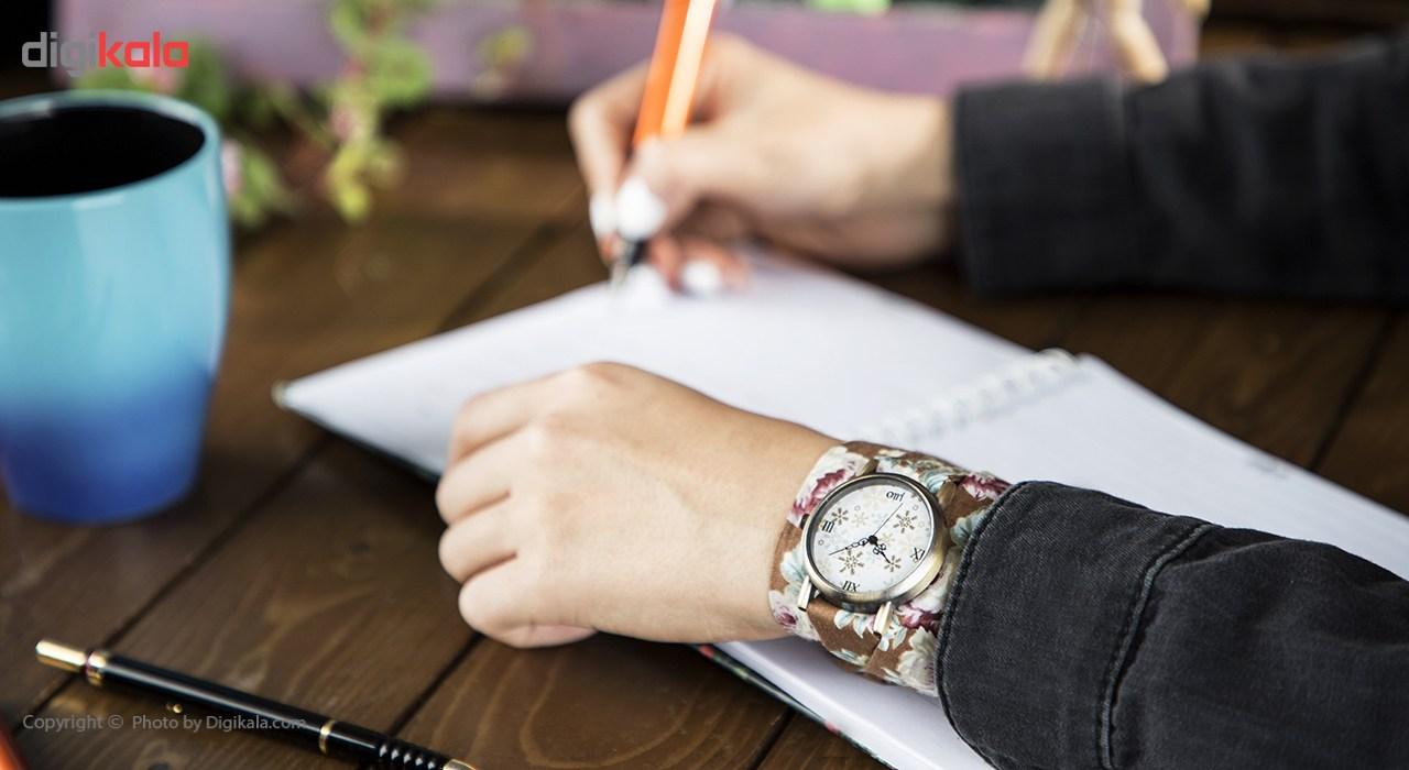 ساعت دست ساز زنانه میو مدل 1008 -  - 2