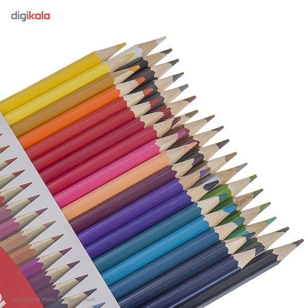 مداد رنگی 36 رنگ اونر main 1 2
