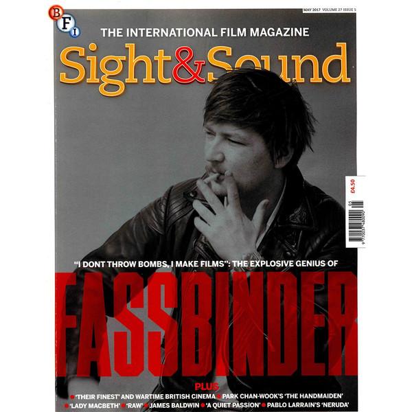 مجله Sight & Sound - می 2017