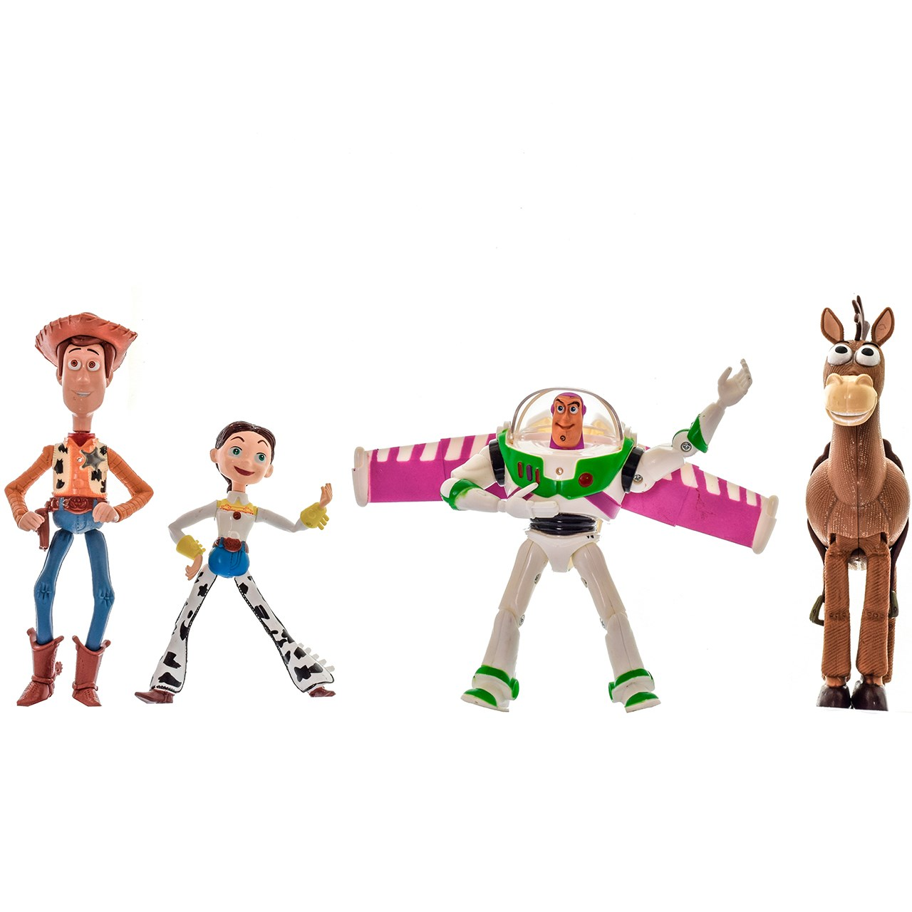اکشن فیگور آناترا مدل Toy Story بسته 4 عددی