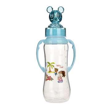 شیشه شیر بیبی لند مدل 320Friend ظرفیت 240 میلی لیتر