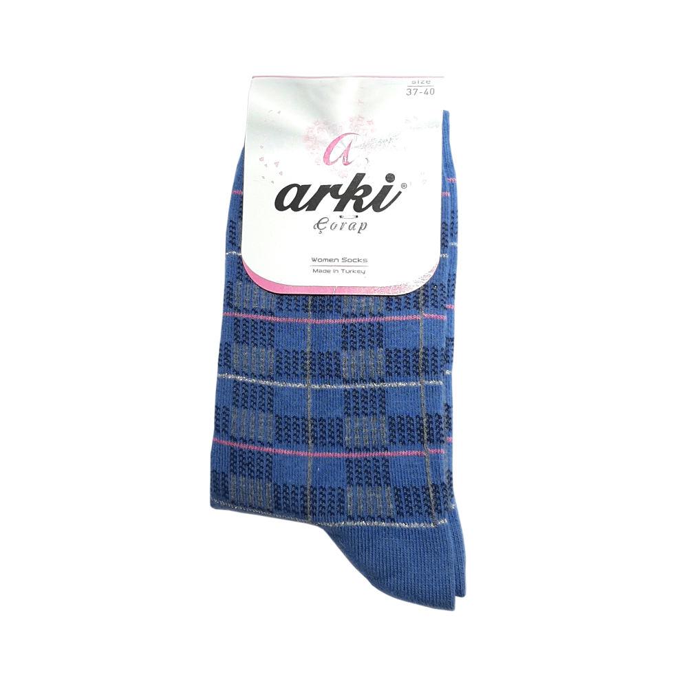 جوراب زنانه آرکی کد 126