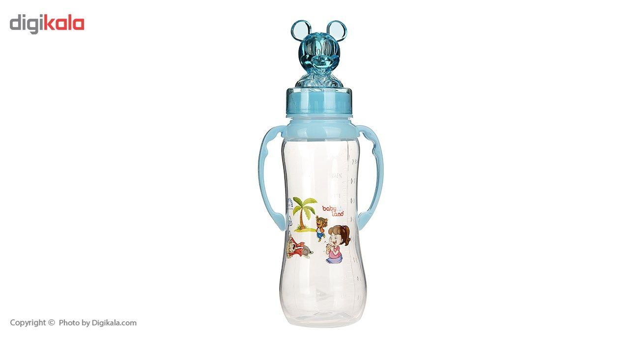 شیشه شیر بیبی لند مدل 320Friend ظرفیت 240 میلی لیتر main 1 1