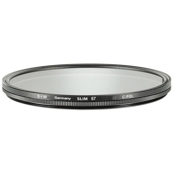 فیلتر لنز بی پلاس دبلیو مدل C-POL 67mm