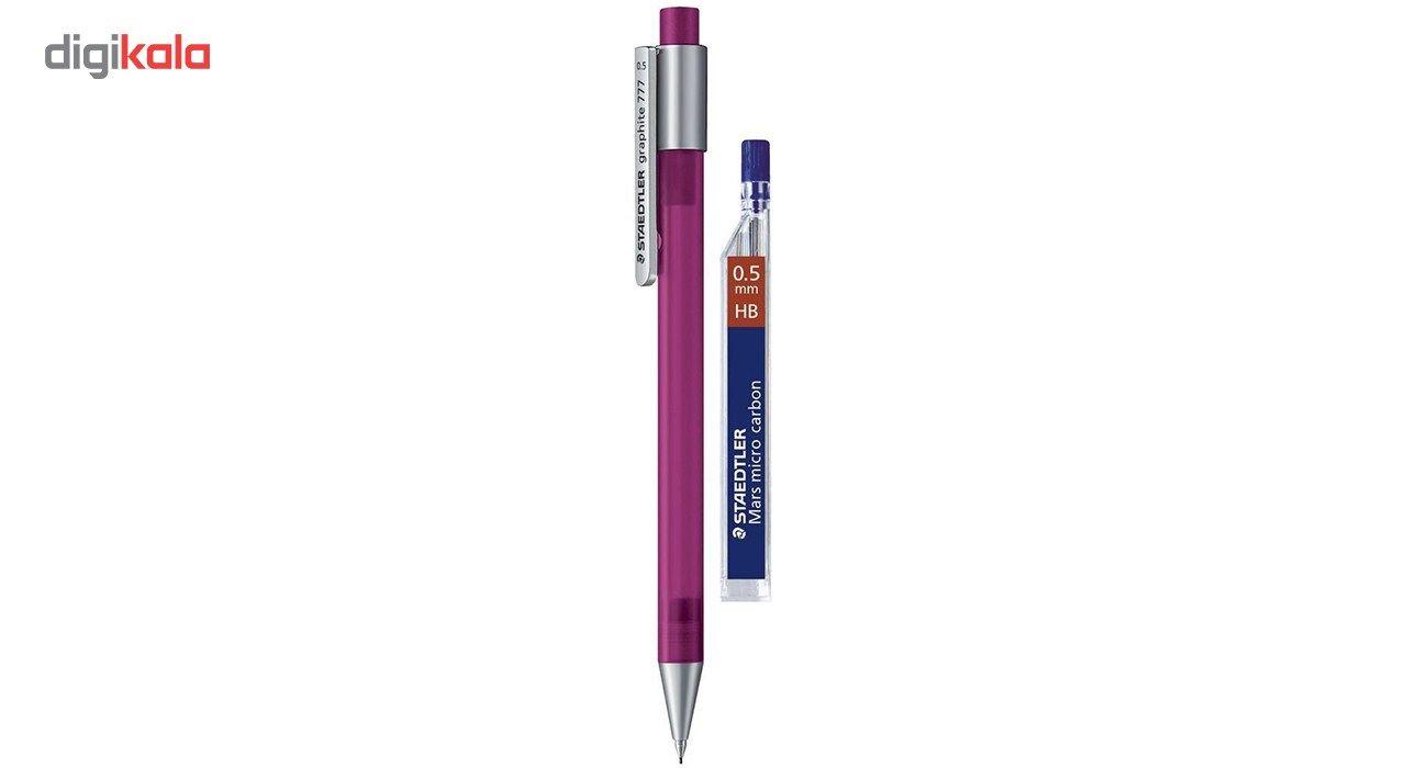 مداد نوکی 0.5 میلی متری استدلر مدل graphite کد 777 main 1 3