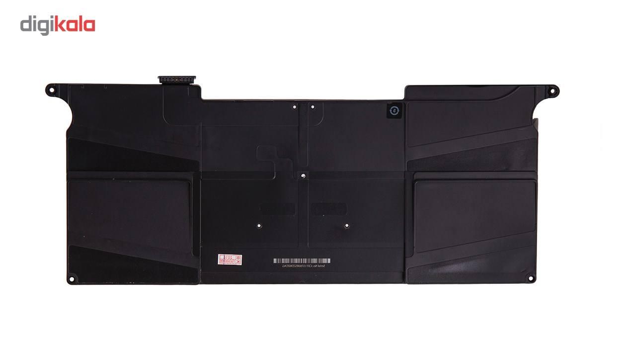باتری لپ تاپ 6 سلولی مک بوک ایر A 1495 main 1 2