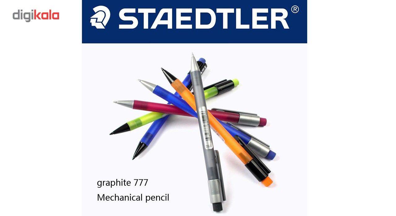 مداد نوکی 0.5 میلی متری استدلر مدل graphite کد 777 main 1 4