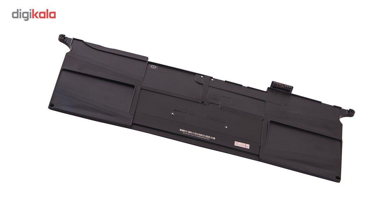 باتری لپ تاپ 6 سلولی مک بوک ایر A 1495 main 1 3