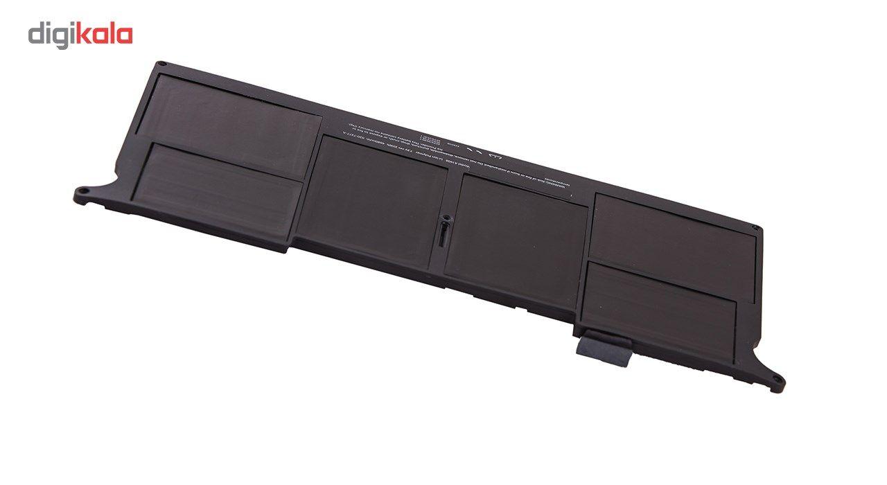 باتری لپ تاپ 6 سلولی مک بوک ایر A 1495 main 1 4