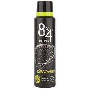 اسپری مردانه هشت در چهار مدل Discovery حجم 150 میلی لیتر