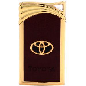 فندک واته مدل Golden Toyota