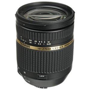 لنز تامرون مدل AF 18-270 mm F/3.5-6.3 Di II VC LD PZD مناسب برای دوربینهای نیکون