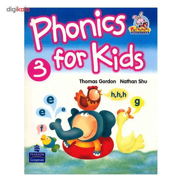 کتاب زبان Phonics For Kids 3