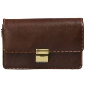 کیف دستی چرم طبیعی کهن چرم مدل DB51-15