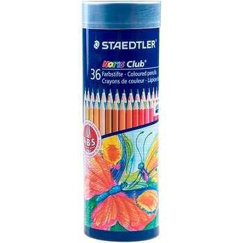مداد رنگی 36 رنگ استدلر کد 144NMD36