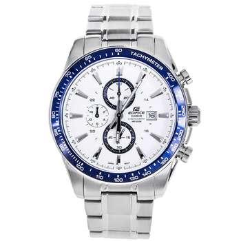 ساعت مچی عقربه ای مردانه کاسیو مدل EF-547D-7A2VUDF | Casio EF-547D-7A2VUDF Watch For Men