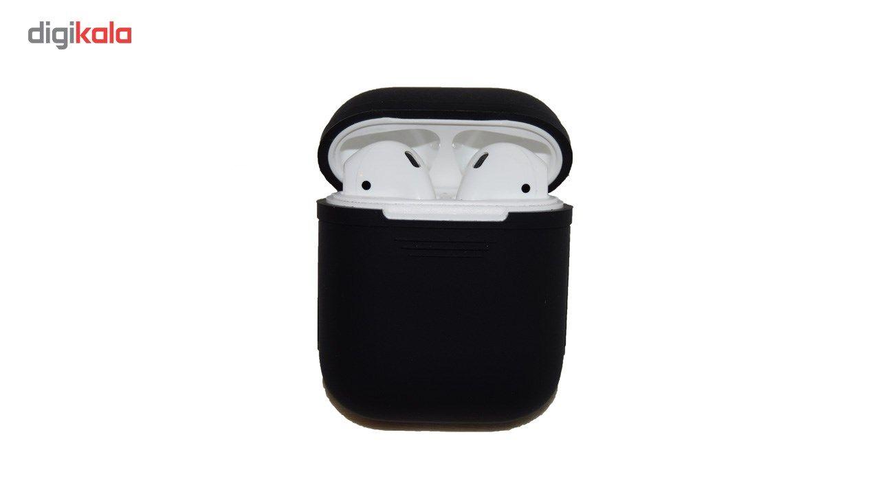 کاور محافظ سیلیکونی مدل Xberstar مناسب برای کیس Apple AirPods main 1 2