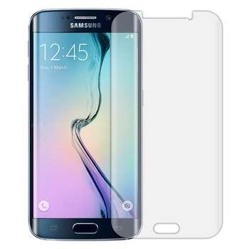 محافظ صفحه نمایش تی پی یو مدل Full Coverمناسب برای گوشی موبایل سامسونگ Galaxy S6 Edge