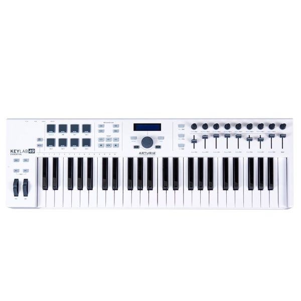 میدی کنترلر آرتوریا مدل Keylab Essential 49