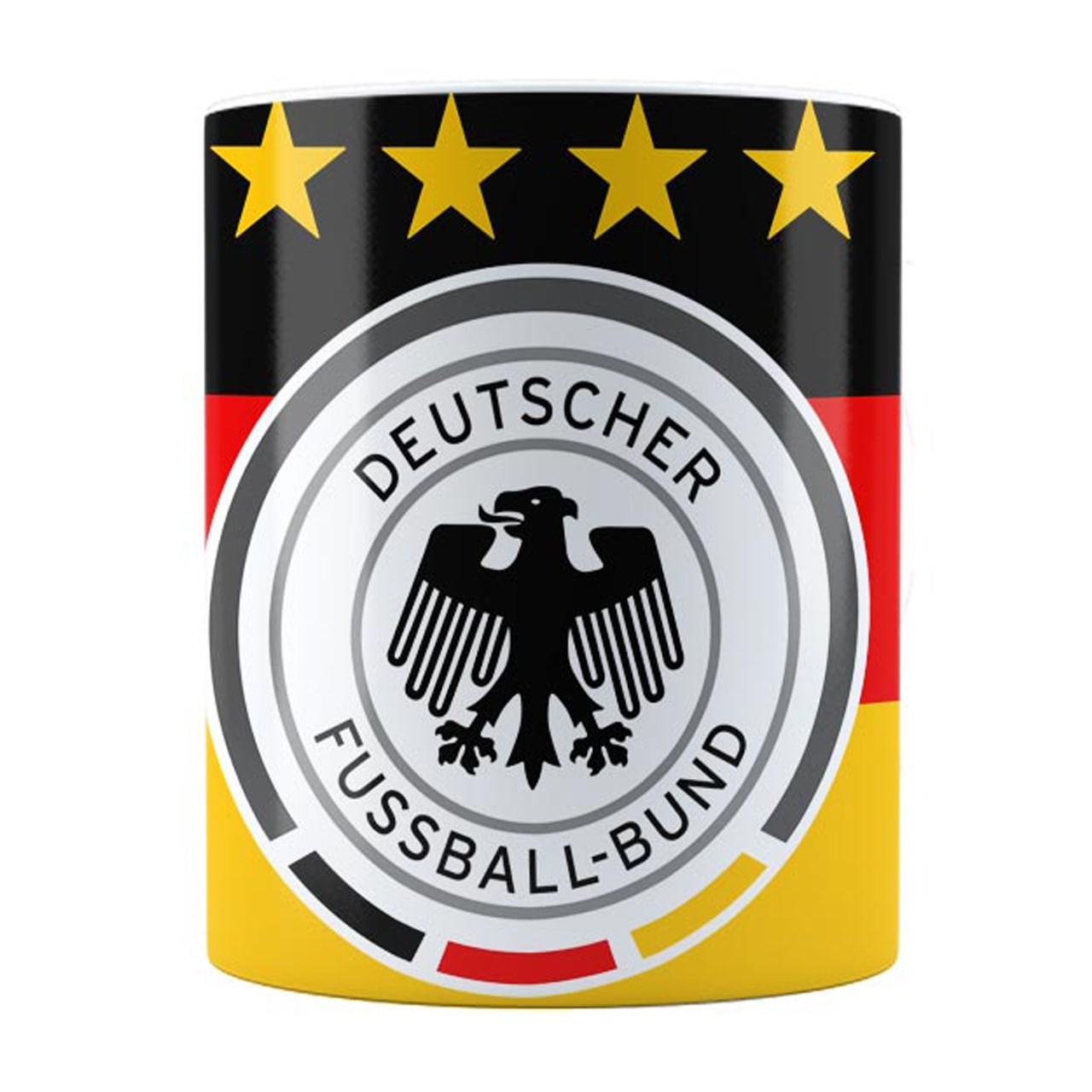 عکس ماگ لومانا مدل تیم ملی آلمان L0362