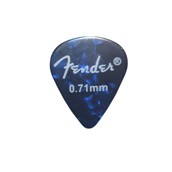 پیک گیتار فندر مدل 0.71mm