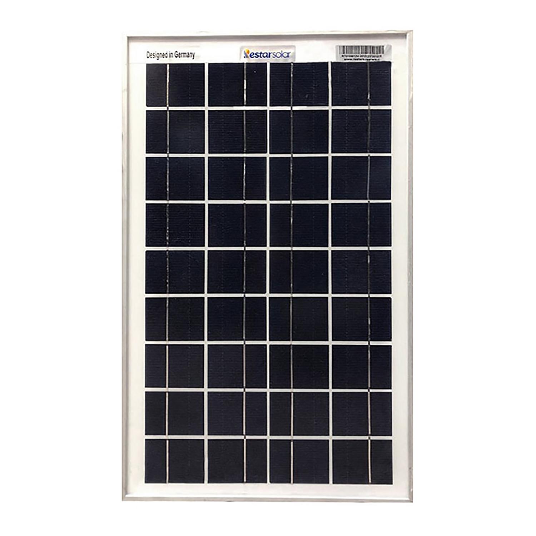 پنل خورشیدی رستارسولار مدل RT010P ظرفیت 10 وات