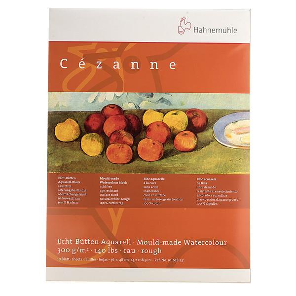 بوم آبرنگ دفترچهای هانه موله مدل Cezanne سایز 48 × 36 سانتیمتر 10 برگ