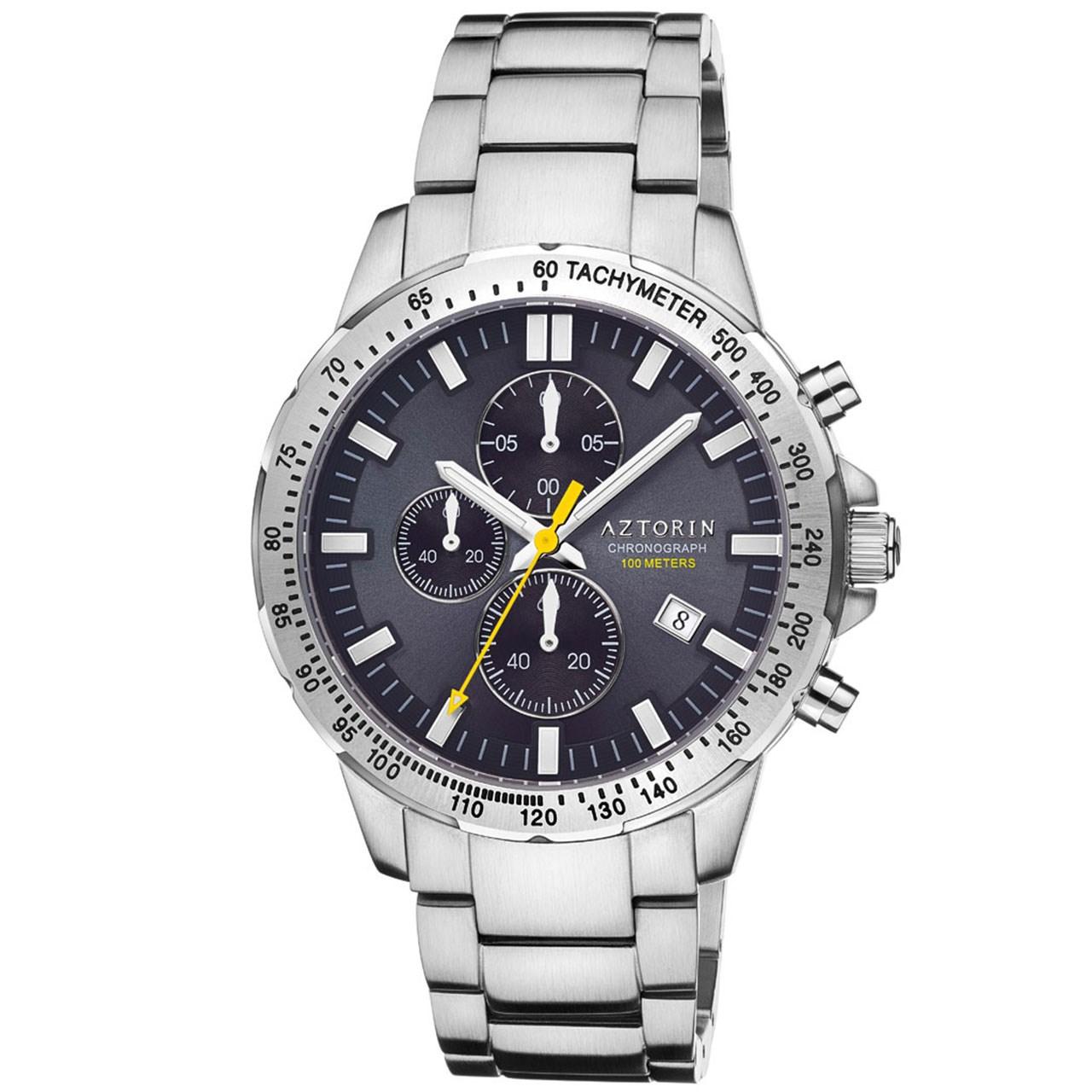 ساعت مچی عقربه ای مردانه ازتورین مدل A058.G282