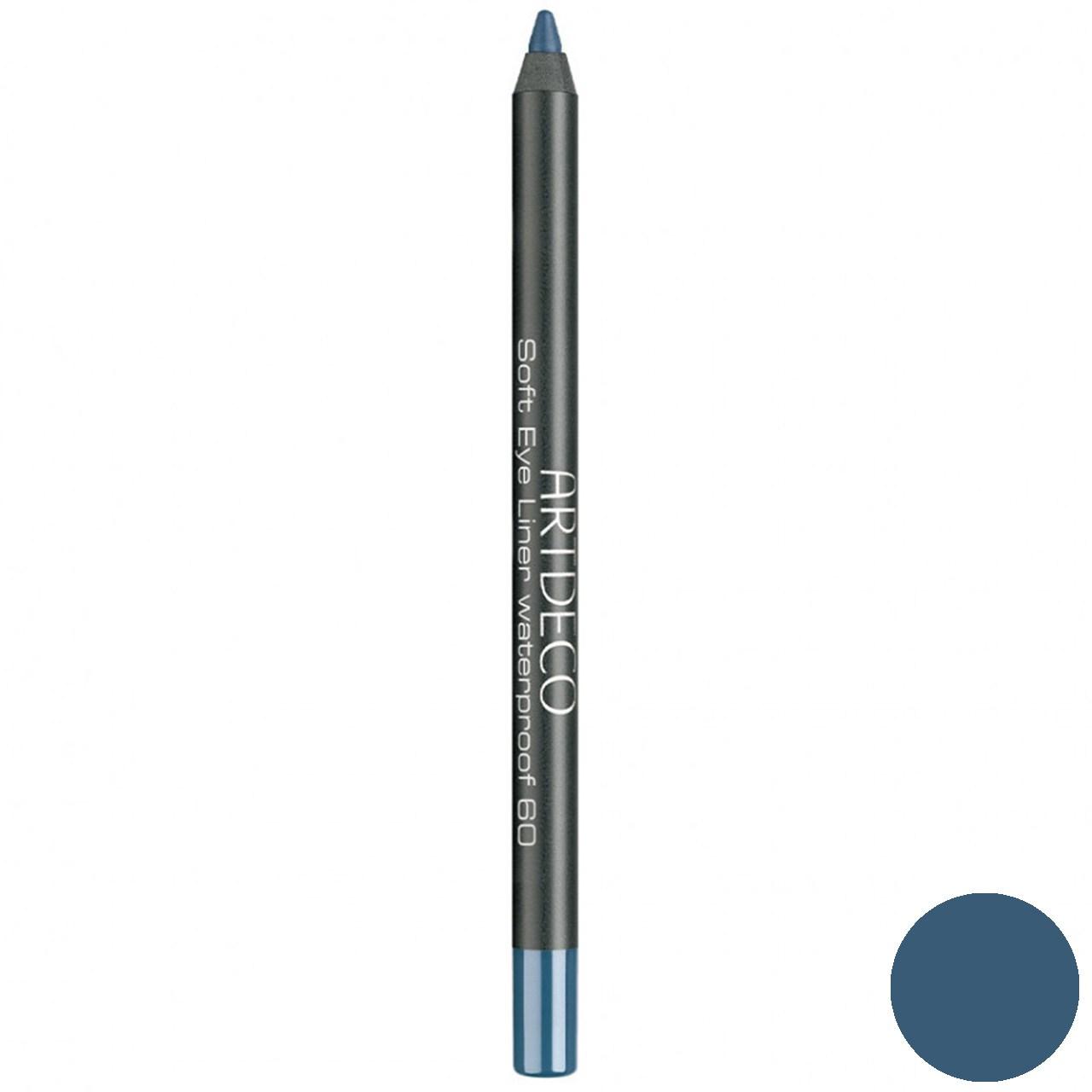 مداد چشم نرم آرت دکو مدل 221 شماره 60