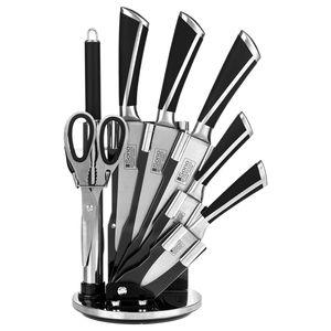 ست چاقوی 9 پارچه سونو مدل SN002