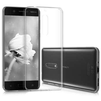 قاب ژله ای مناسب برای گوشی موبایل Nokia 5