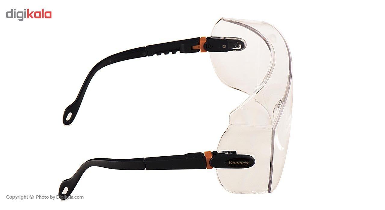 عینک ایمنی ماتریکس مدل Volunteer
