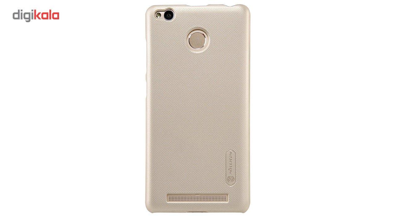 کاور نیلکین مدل Super Frosted Shield مناسب برای گوشی موبایل شیاومی Redmi 3 Pro main 1 1