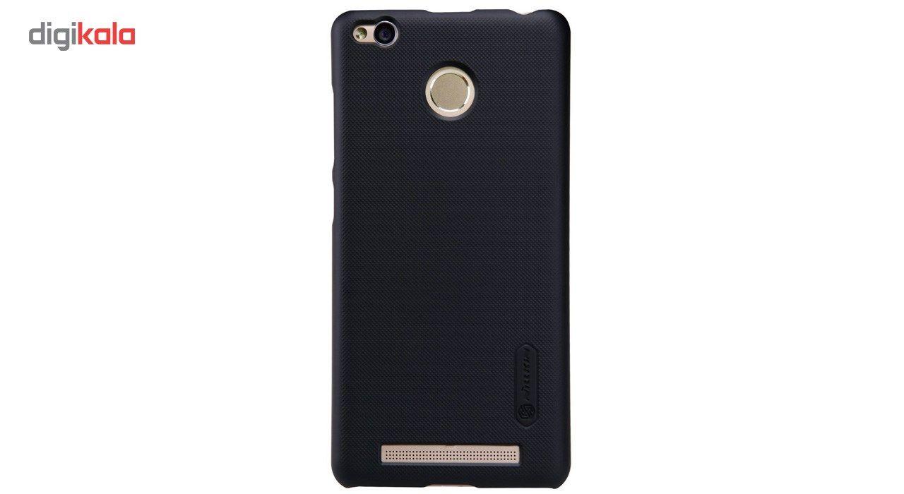 کاور نیلکین مدل Super Frosted Shield مناسب برای گوشی موبایل شیاومی Redmi 3 Pro main 1 6