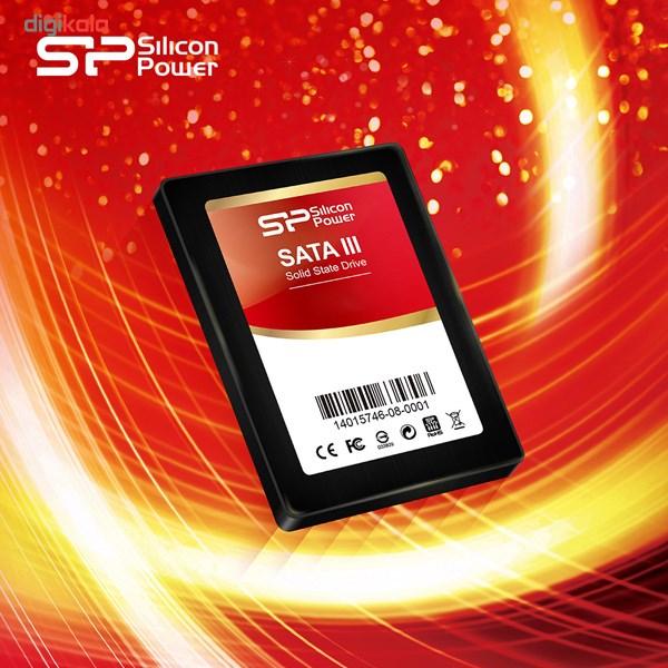 حافظه SSD سیلیکون پاور مدل وی 80 ظرفیت 480 گیگابایت