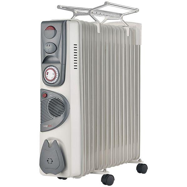 شوفاژ برقی مگامکس مدل MOH-1550 | Megamax MOH-1550 Radiator