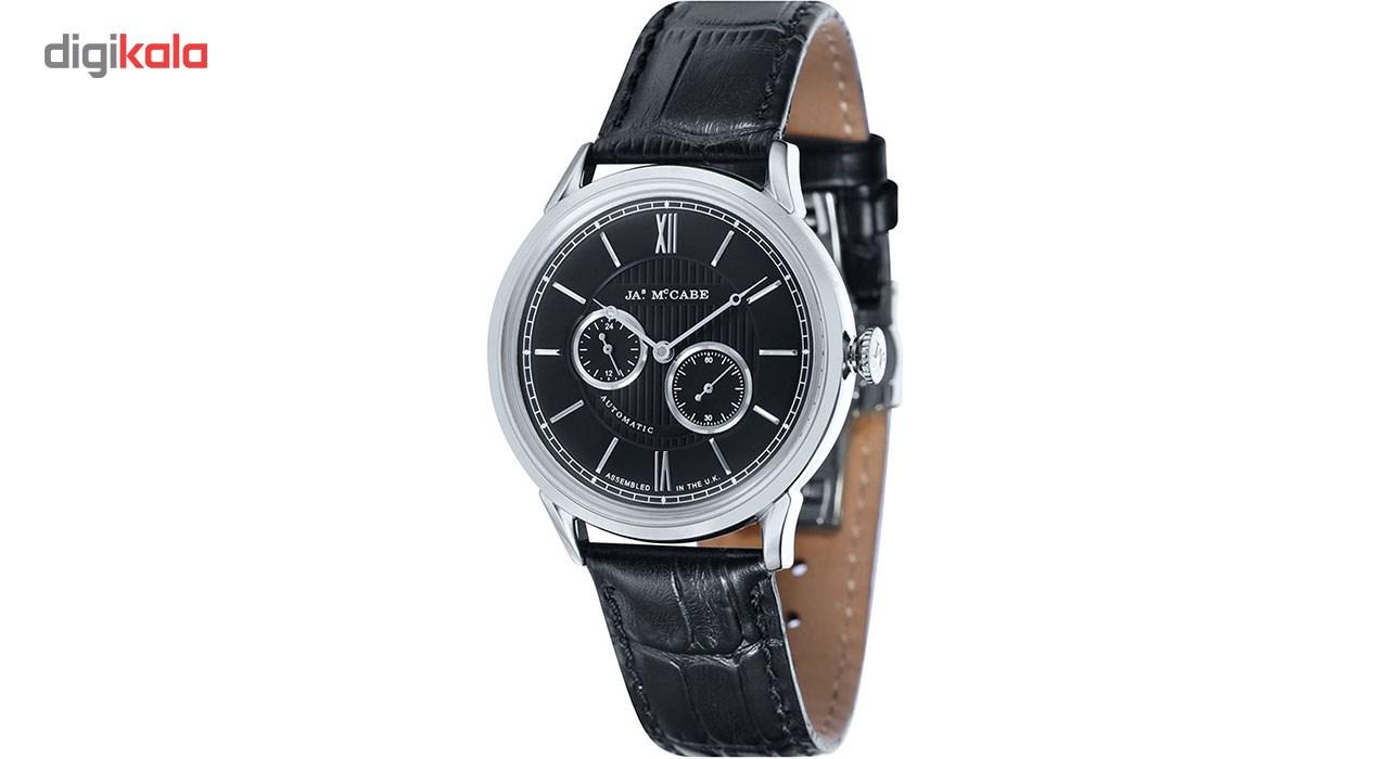 خرید ساعت مچی عقربه ای مردانه جیمز مک کیب مدل JM-1023-01