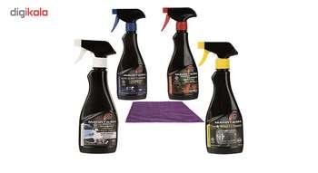 مجموعه نظافت خودرو مهرتاش مدل Nano