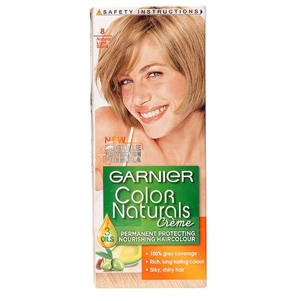 کیت رنگ مو گارنیه شماره Color Naturala Shade 8